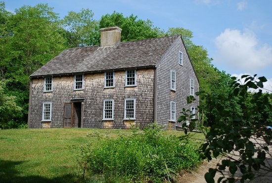 Alden House Historic Site
