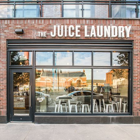 THE JUICE LAUNDRY @ THE YARDS (D.C.)