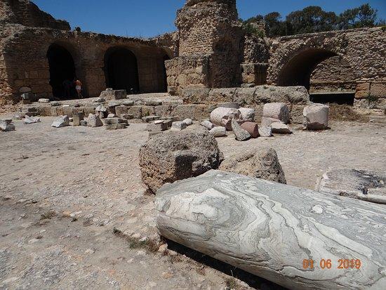 Site Archeologique de Carthage: Жизнь продолжается