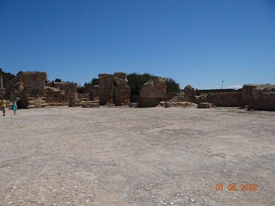 Site Archeologique de Carthage: Древность