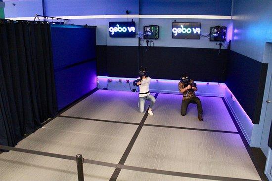 Gobo VR Hub