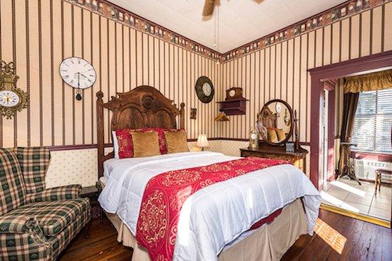 The Splendid Time room