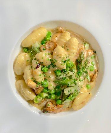 208 Rodeo Restaurant: Lobster Gnocchi