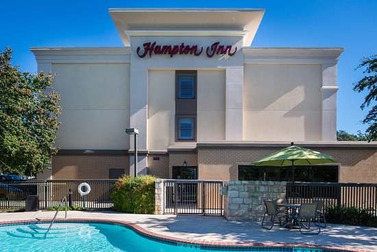 Take a dip at the Hampton Inn San Antonio - Northwoods