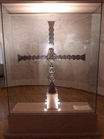 Archiepiscopal Museum: La croce di Agnello
