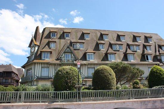 Deauville, Hotel Barrière Le Normandy Deauville