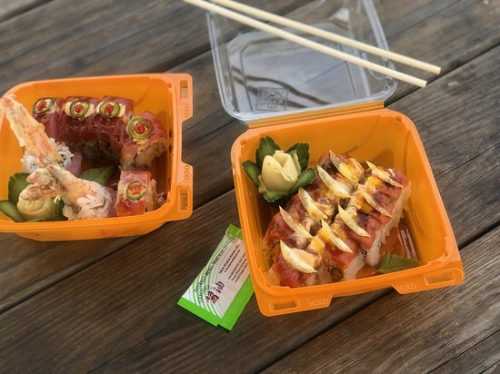 Fishermen's View: Sushi To Go