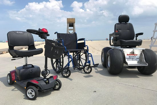 Wheelchair and Scooter Rentals of Ocean City