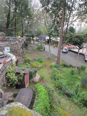 Jardim do Santuario de Nossa Senhora da Saude