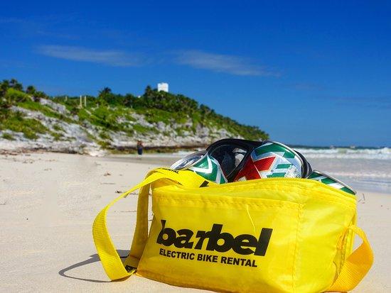 Barbel Electric Bike Rental