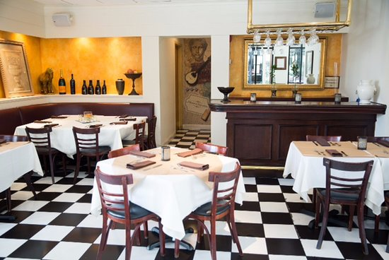 Ziziki's - Travis Street: Private Dining Room