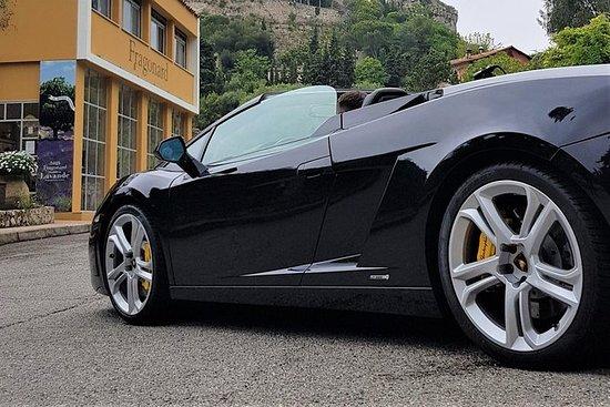 Lamborghini Sportwagen-Erlebnis ab...