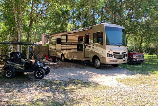 Kirk Campground: Campground