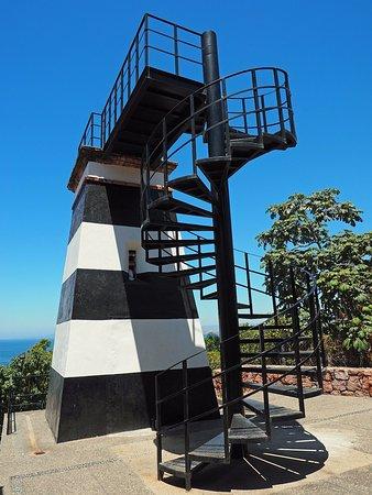 Faro de la Calle Matamoros: Excellent viewpoint
