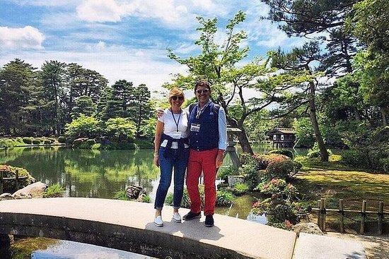 Kanazawa Highlights Tour inkludert...