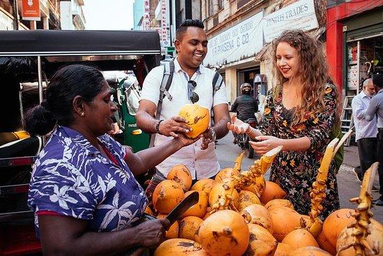 Tour gastronomico privato di Colombo