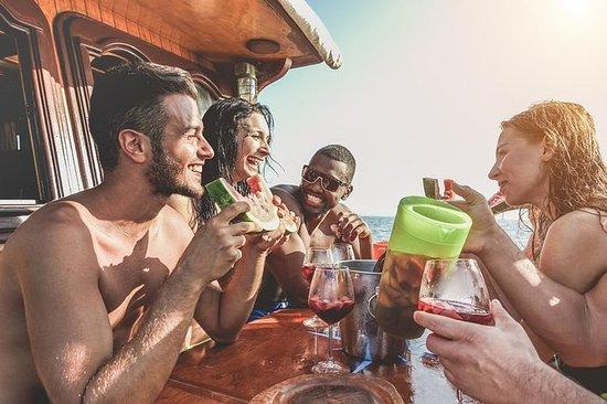 Cena in barca esclusiva a Marsala