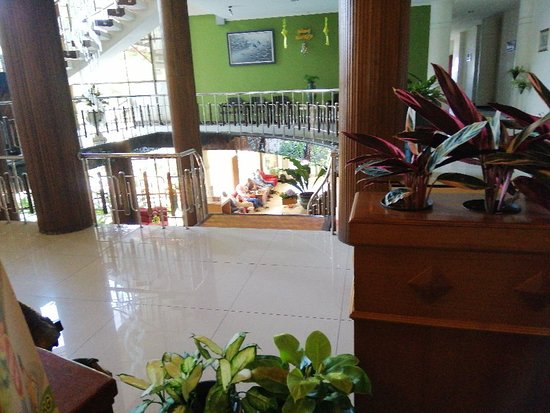 Hotel Nugraha Wisata Ambarawa Indonesia Ulasan Hotel