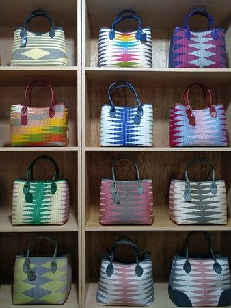 Handwoven Bag - Best Seller Model