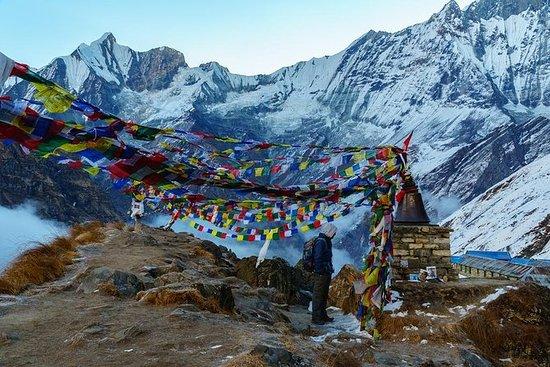 19 dagar Kulturupplevelse Annapurna ...