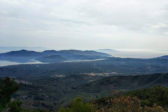 Top Of The Hill - Agiasos For En Kaffe