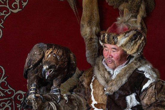 カザフ人との暮らし