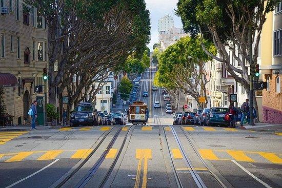 Destacados de la ciudad de San Francisco y Sausalito + Escape From the Rock + Tour nocturno: San Francisco City Highlights & Sausalito + Escape From the Rock + Night Tour