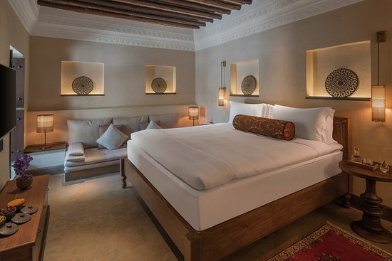 The Chedi Al Bait, Sharjah: Guest room