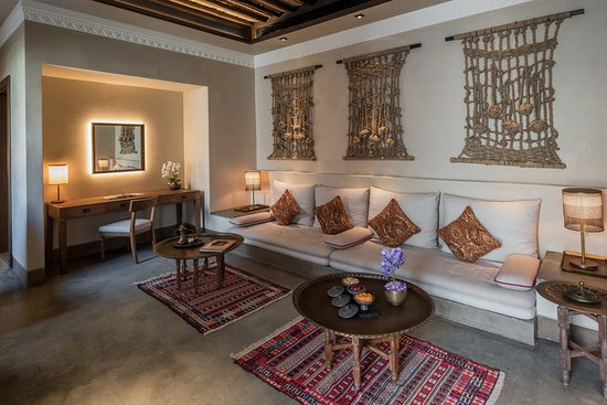 The Chedi Al Bait, Sharjah: Suite
