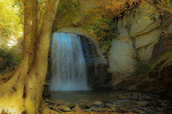 Waterfall mania tour