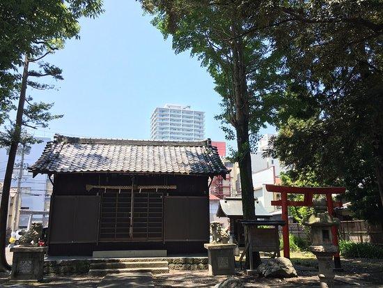 Chikatsu Sengen Shrine