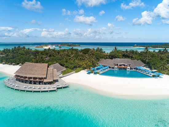 Anantara Dhigu MaldivesResort: Exterior
