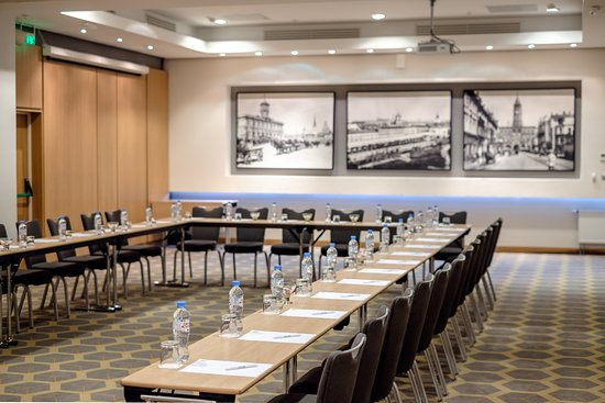Holiday Inn Moscow-Tagansky: Meeting room