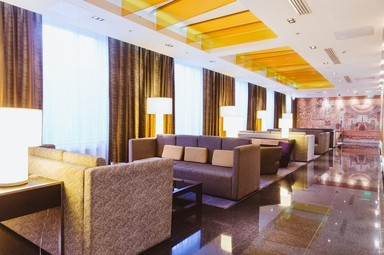 Holiday Inn Moscow-Tagansky: Lobby