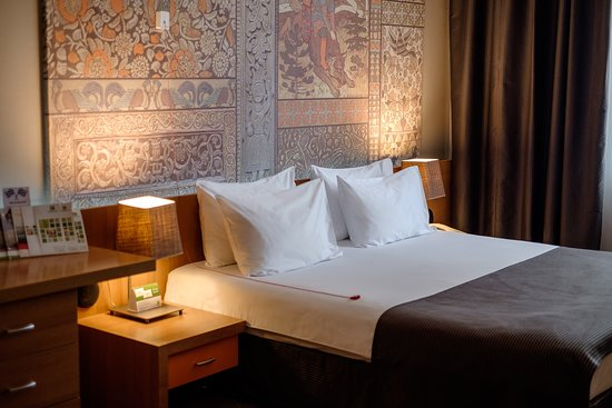Holiday Inn Moscow-Tagansky: Guest room