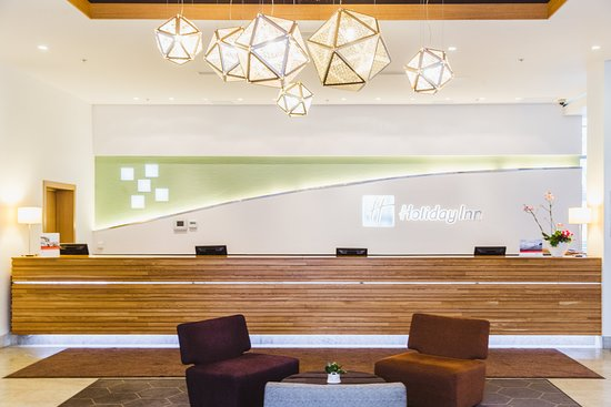 Holiday Inn Moscow-Tagansky: Lobby