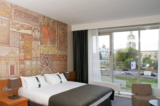 Holiday Inn Moscow-Tagansky: Guest room