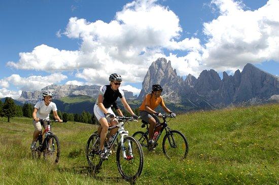 ADLER Spa Resort DOLOMITI: Recreation
