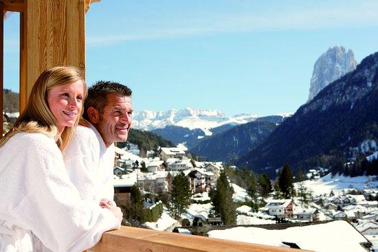 ADLER Spa Resort DOLOMITI: Spa