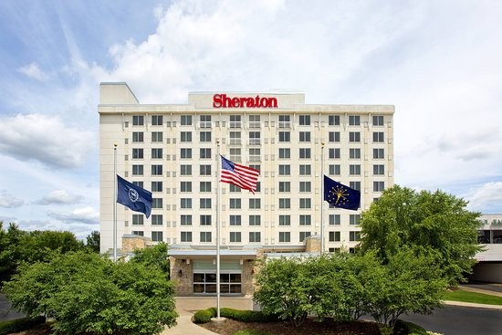 Sheraton Louisville Riverside Hotel: Exterior
