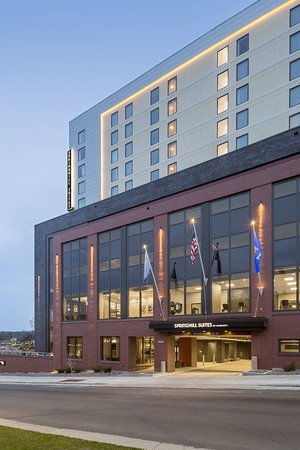 SpringHill Suites by Marriott Madison: Exterior
