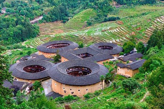 Zhangzhou Tianluokeng Village