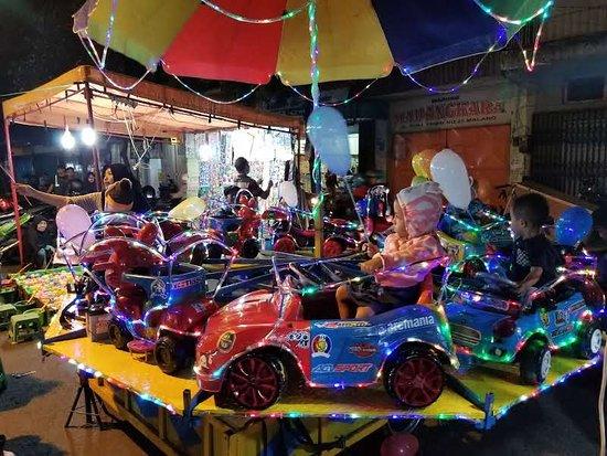 Malang Night Market