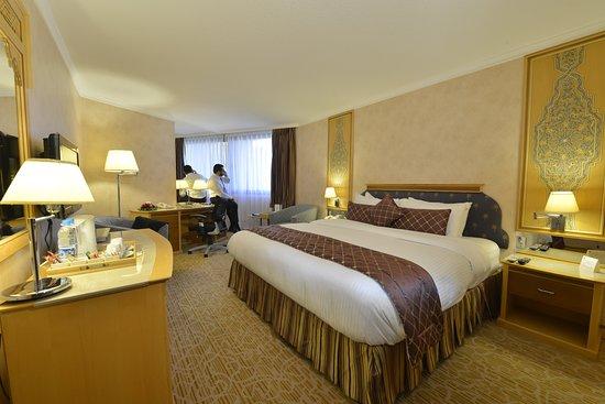 InterContinental Al Jubail: Guest room