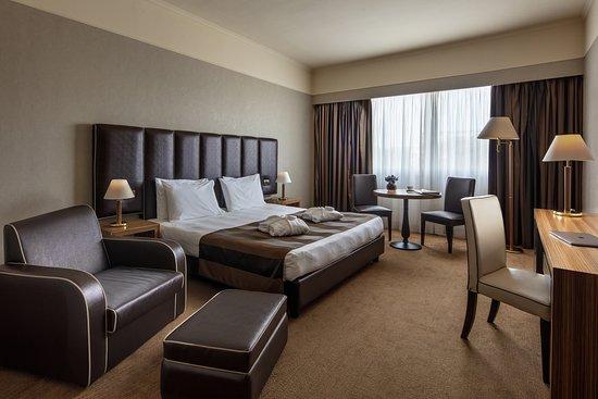 Holiday Inn Rome - Eur Parco Dei Medici: Guest room