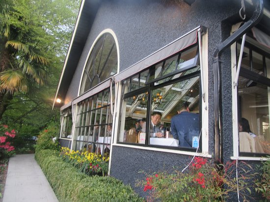 Teahouse in Stanley Park, Vancouver, British Columbia