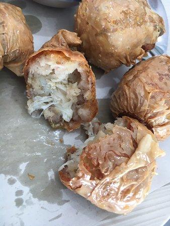 Ban Bueng, تايلاند: Best Local Thai food in Ban Bueng town🤩👍