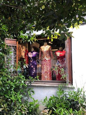 qipao dress shop