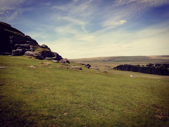 Dartmoor's Daughter: Breathtaking area.