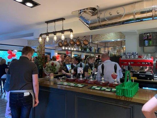 The Moorings Barrow: The new bar